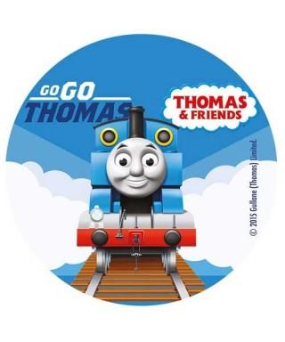 Disque azyme Thomas et ses amis en pleine vitesse
