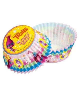 Caissette à cupcake de Poppy des Trolls
