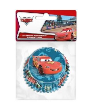 Caissettes à Cupcake Cars set/60 Disney