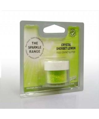 Paillette Crystal Sorbet Citron