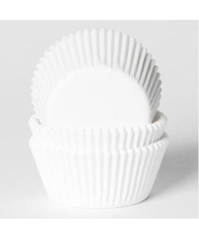 Mini caissette Cupcake Blanche x 500 HoM