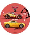 Disque azyme Cars 3 Flash Mcqueen et Cruz Ramirez Disney Pixar