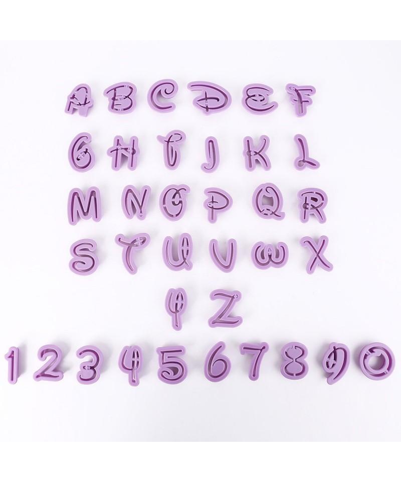Emporte pi ces lettres et chiffres majuscule disney pour emporte pi - Lettre disney ...
