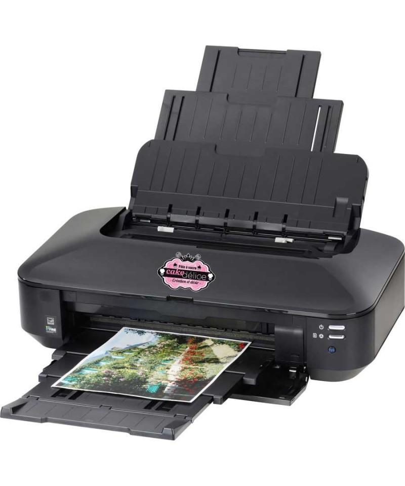 kit imprimante alimentaire a3 cartouches rechargeables. Black Bedroom Furniture Sets. Home Design Ideas