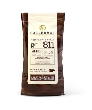 Chocolat noir 53,8% Callebaut