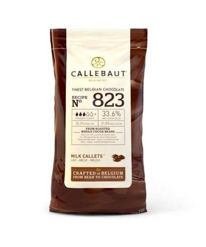 Chocolat lait 33,6 % Callebaut