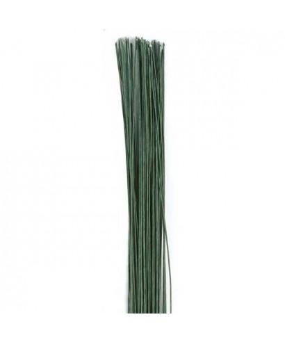 Culpitt Tiges florales Vert foncé set/50 -26 gauge
