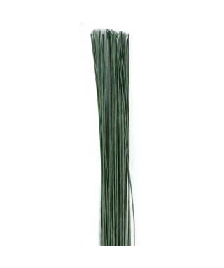 Culpitt Tiges florales Vert foncé set/20 -22 gauge