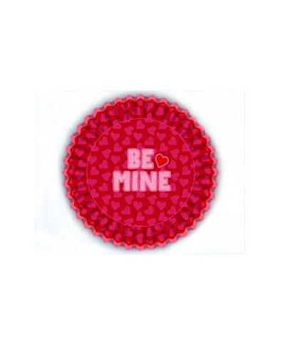 Caissettes Saint-Valentin Be Mine pk/75 Wilton