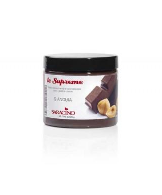 Pâte chocolat noisette 200gr Saracino