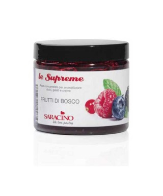 Pâte de fruit des bois 200gr Saracino