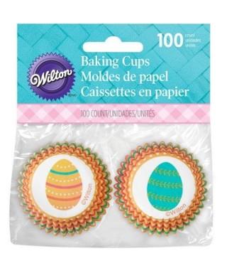 Mini caissettes Cupcake oeufs de pâque Wilton