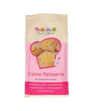 Préparation pour Crème Pâtissière 1kg FunCakes