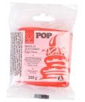 Pâte à sucre POP Rouge 250gr Modécor