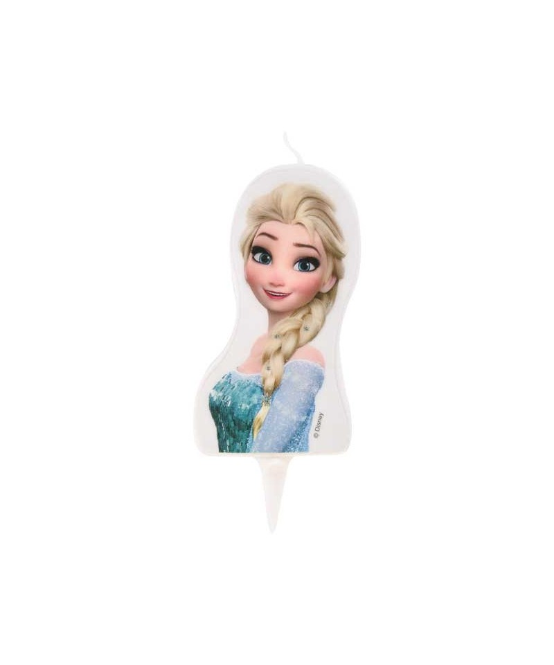 bougie elsa la reine des neiges 2d disney. Black Bedroom Furniture Sets. Home Design Ideas