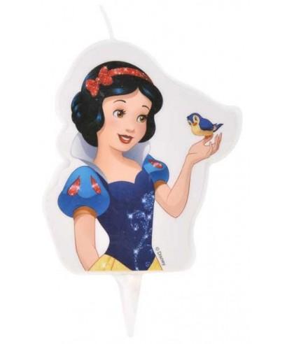 Bougie 2D Blanche Neige Disney