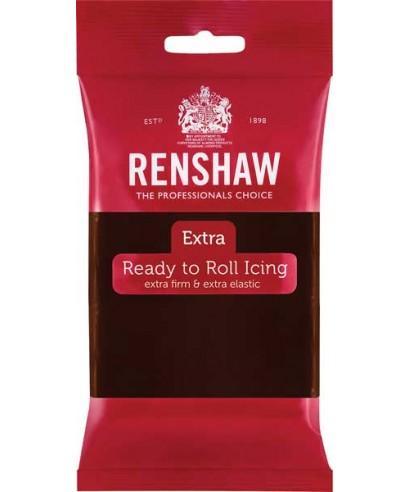 Pâte à sucre EXTRA Chocolat 250g Renshaw