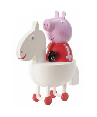 Kit Figurine Peppa Pig