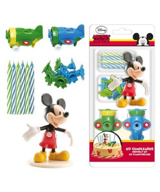 Kit Mickey et ses décors Disney
