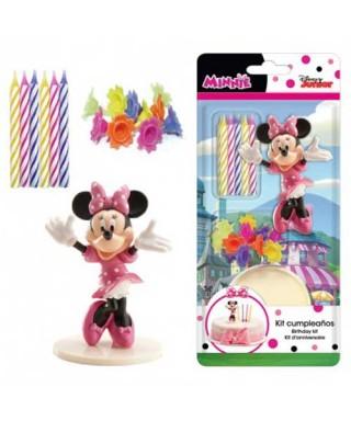 Kit Minnie et ses bougies Disney