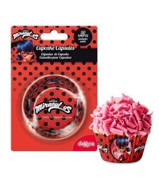 Caissette à cupcake de Miraculous Ladybug