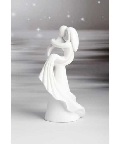 Sujet de mariage abstrait moderne 24cm