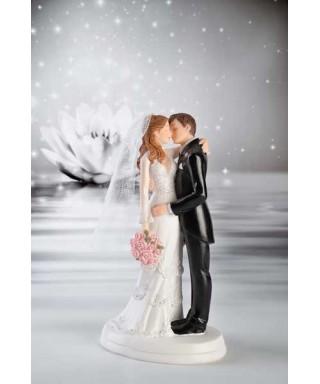 Sujet de mariage mariés amoureux