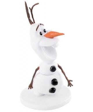 Figurine 3D en pvc Olaf reine des neiges Disney