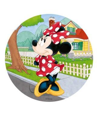 Disque Azyme Minnie Disney
