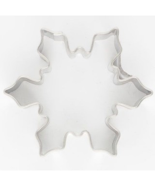 Emporte-Pièces en Métal Flocon de Neige 5 cm
