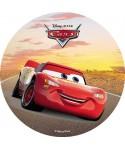 Disque Cars Flash McQueen Disney