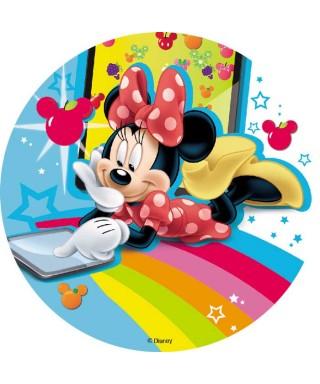 Disque Minnie Disney