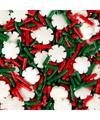 Sprinkles Flocons et Brin de sucre Wilton