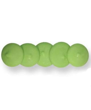 Candy Buttons vert clair 340gr PME