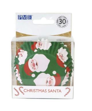 Caissette Père de Noël pk/30 PME