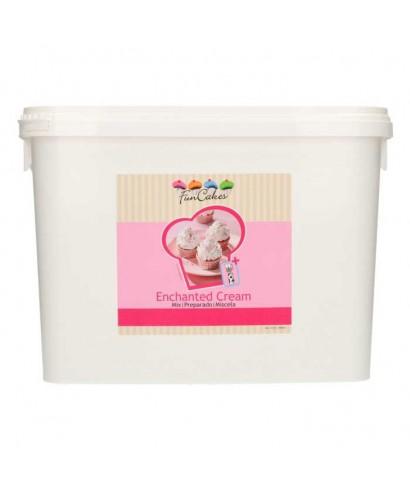 Préparation pour crème enchantée 4.5 kg FunCakes