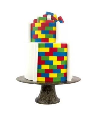 Emporte-pièces Géométriques Briques Set/3 PME