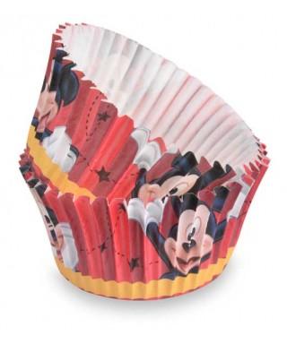 Caissettes à Cupcake de Mickey Disney