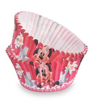 Caissettes à Cupcake de Minnie Disney