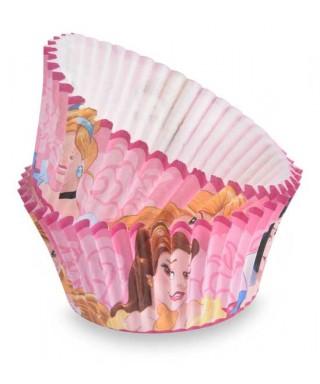 Caissettes Cupcake Princesses Disney