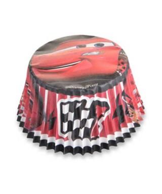 Caissettes à Cupcake Cars Disney