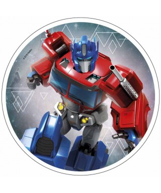 Disque azyme optimus Prime Transfomers