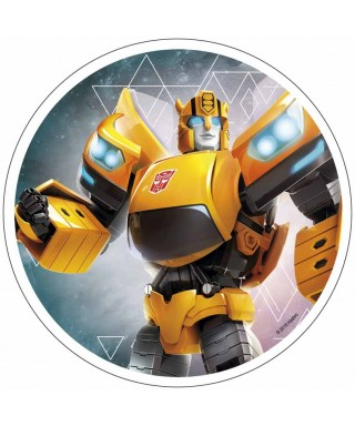 Disque azyme Bumblebee Transfomers