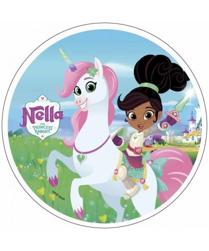 Disque azyme Princesse Nella et Trinket pour Princesse Nella a 3,50 €