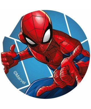 Mini Disque cupcakes Spiderman Marvel