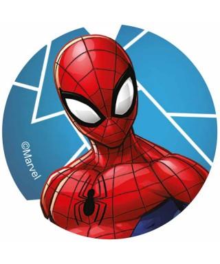 Mini Disque cupcakes Spiderman Marvel
