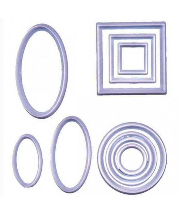 Emporte-pièce Forme géométrique  FMM Sugarcraft