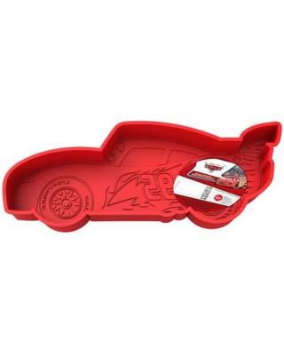 Moule silicone de cuisson Cars Disney