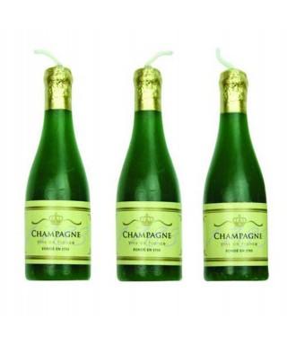 Bougie Champagne Set/6 PME