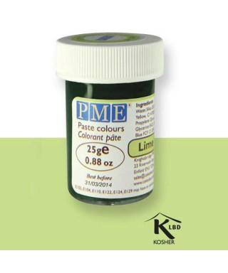 Colorant alimentaire en gel Citron vert PME